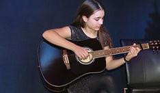 Gitarrenvorspiel in der Kulturstellmache