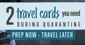 Travel Credit Cards During Quarantine?
