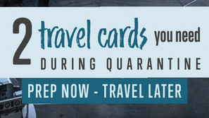 Travel Credit Cards During COVID?