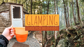 First Time Glamping Gear