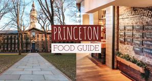 Princeton Food Favorites
