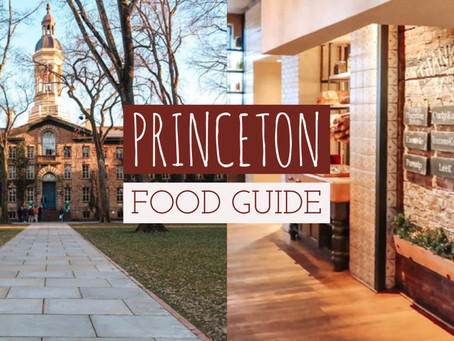 Princeton Food Favorites