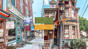 Top 5 Charming NJ & PA Small Towns