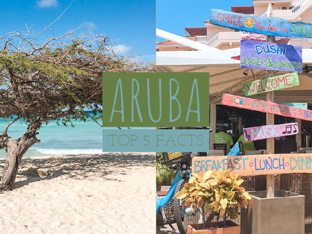 5 Must-Know Facts About Aruba