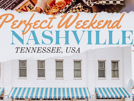 Unique Weekend in Nashville