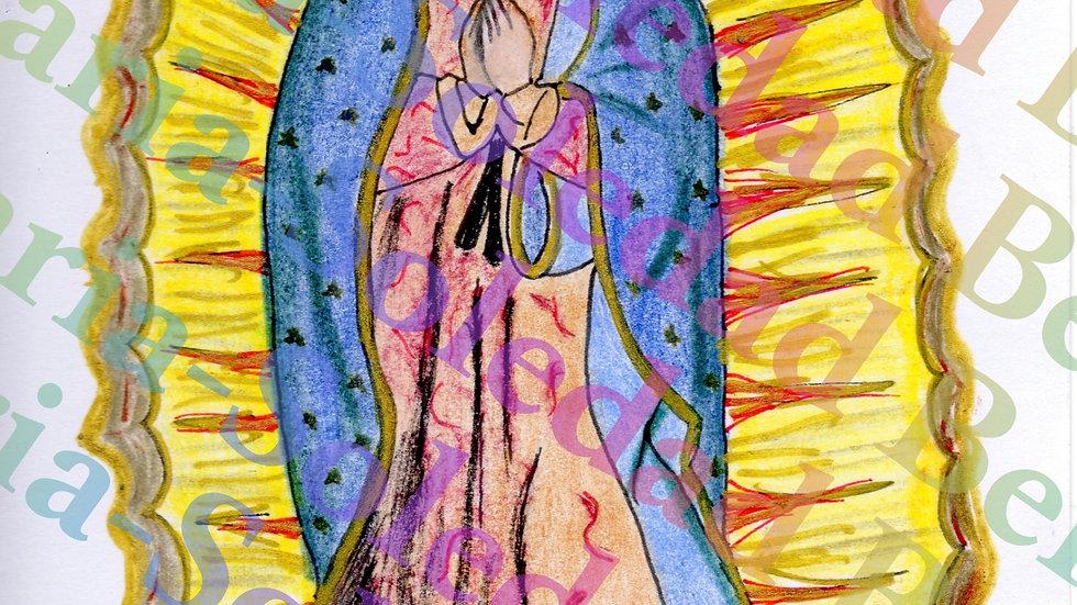 Notre Dame de Guadalupe - Image