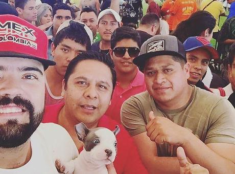 #ABR #guadalajara #FlingBling #Mexline #