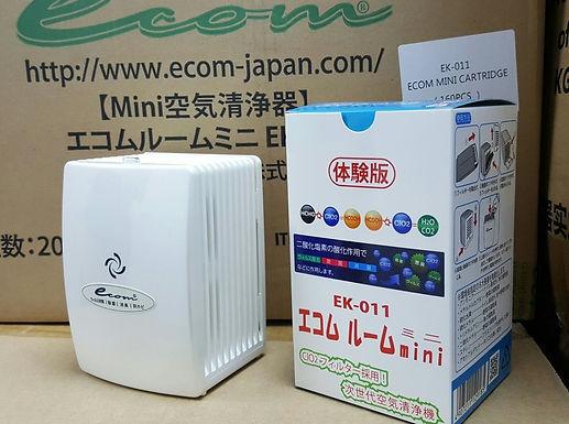 日本Ecom 迷你空氣淨化器 EK-011