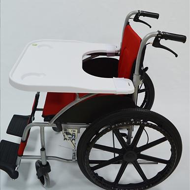 台灣ABS 塑鋼輪椅餐桌板