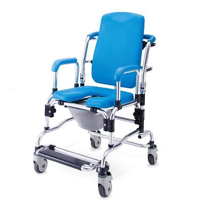 台灣 HS-6000 多功能可傾斜式沐浴便椅