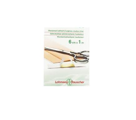 德國 Lohmann Rauscher 健立貼 彈性傷口膠布條 (6cm x 1m)