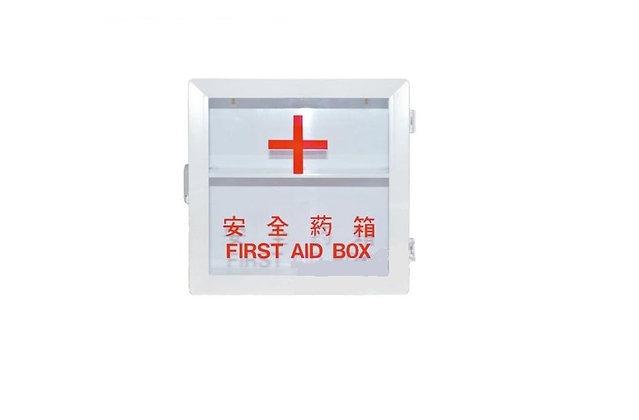 塑膠急救箱(加厚外殼)