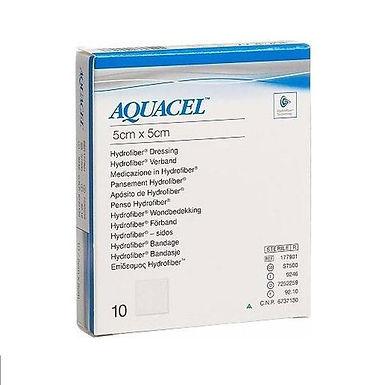 康復寶 Aquacel 親水性纖維敷料 5 x 5 cm (10片裝)