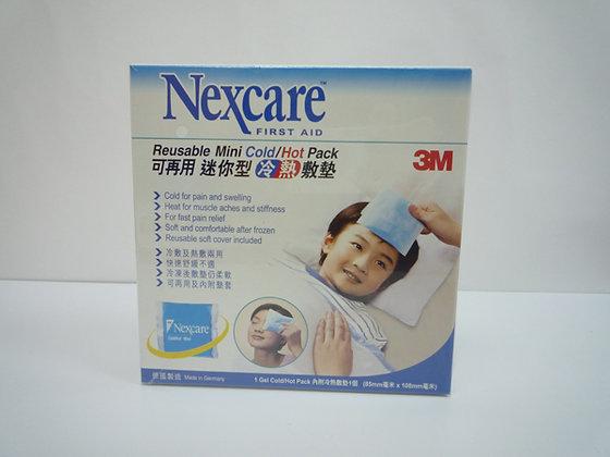 Nexcare 可再用迷你型冷熱敷墊