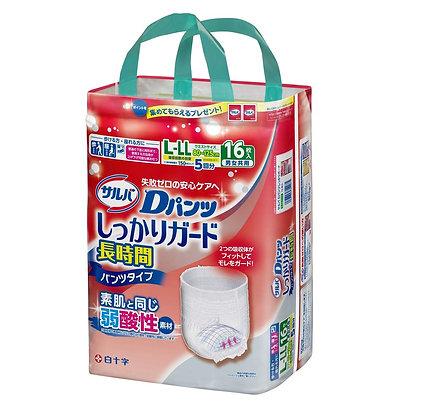 日本喜舒樂成人紙尿褲L-LL 16包(3包箱)