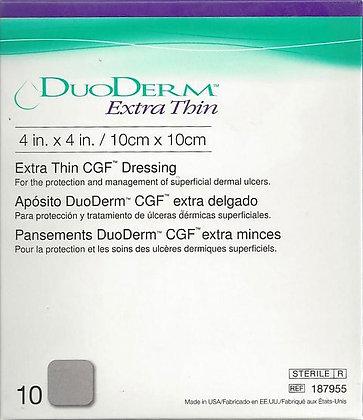 康復寶 DuoDerm 密封式水凝膠敷料 (超薄型10片裝)