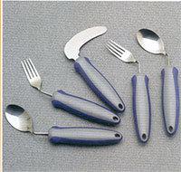 可彎曲柔軟手柄餐具