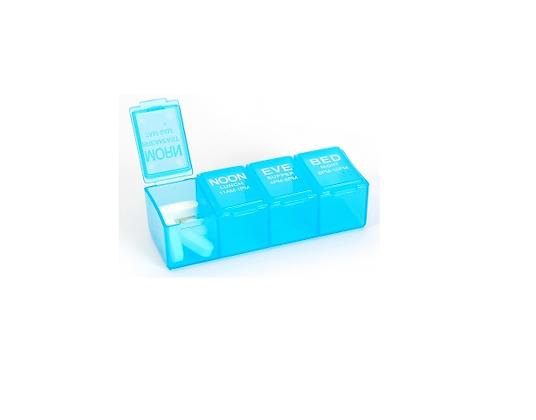 URIMED 日用4格藥丸盒