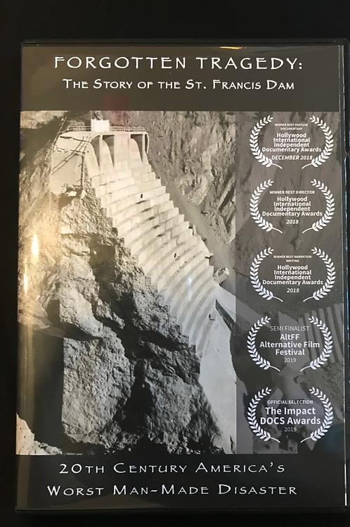 DVD (Autographed Copy)