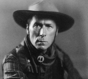 Silent Film Star William Hart
