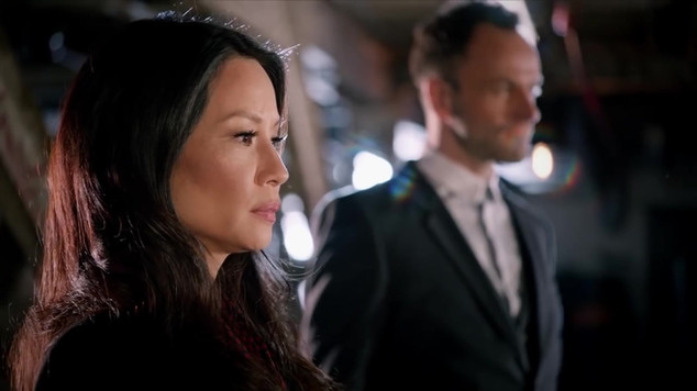 Person of Interest / Elementary