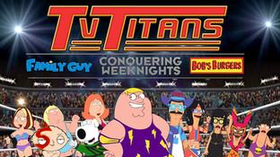 Family Guy / Bob's Burgers presentation