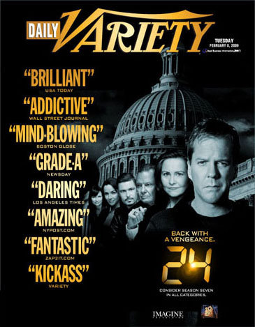 24 Emmy consideration