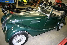 Morgan before restoration