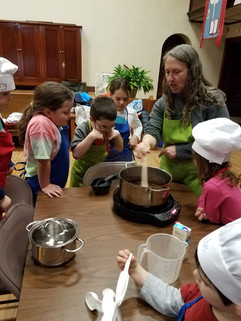 Cooking Matters 2019