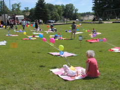 Literacy on the Lawn 2018