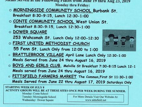 Summer Food Program!