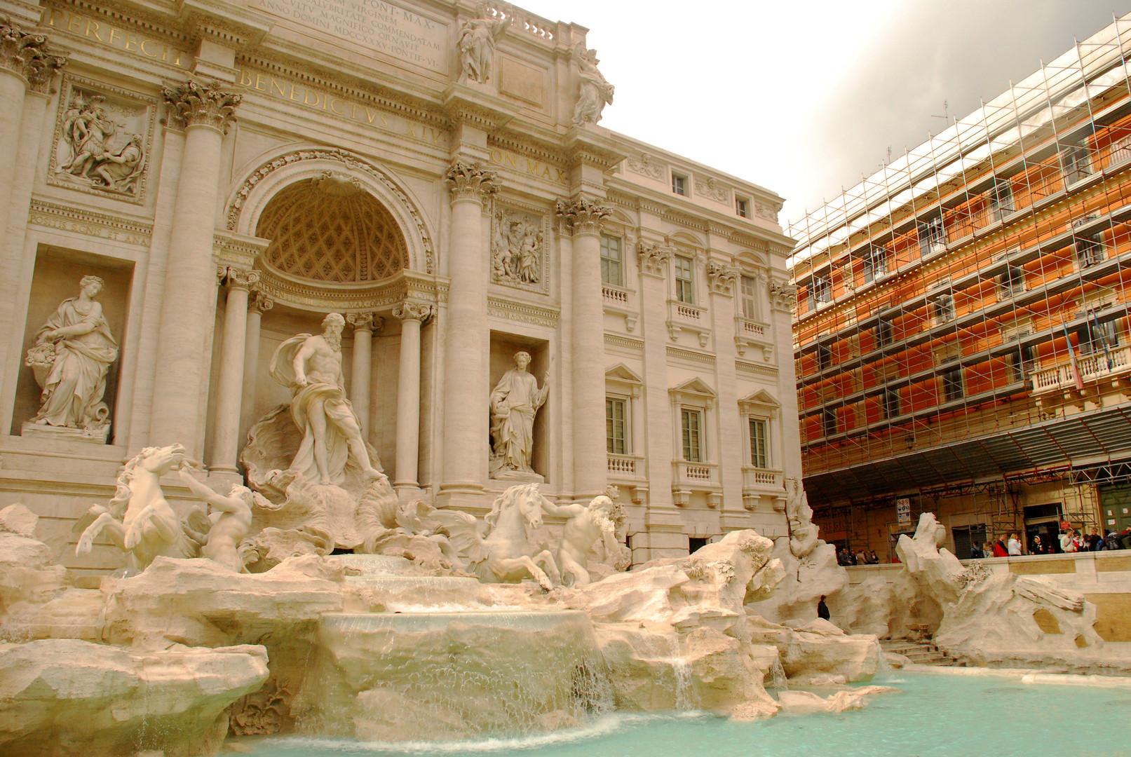 Fontana De Travis