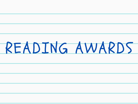 KS1 Reading Awards