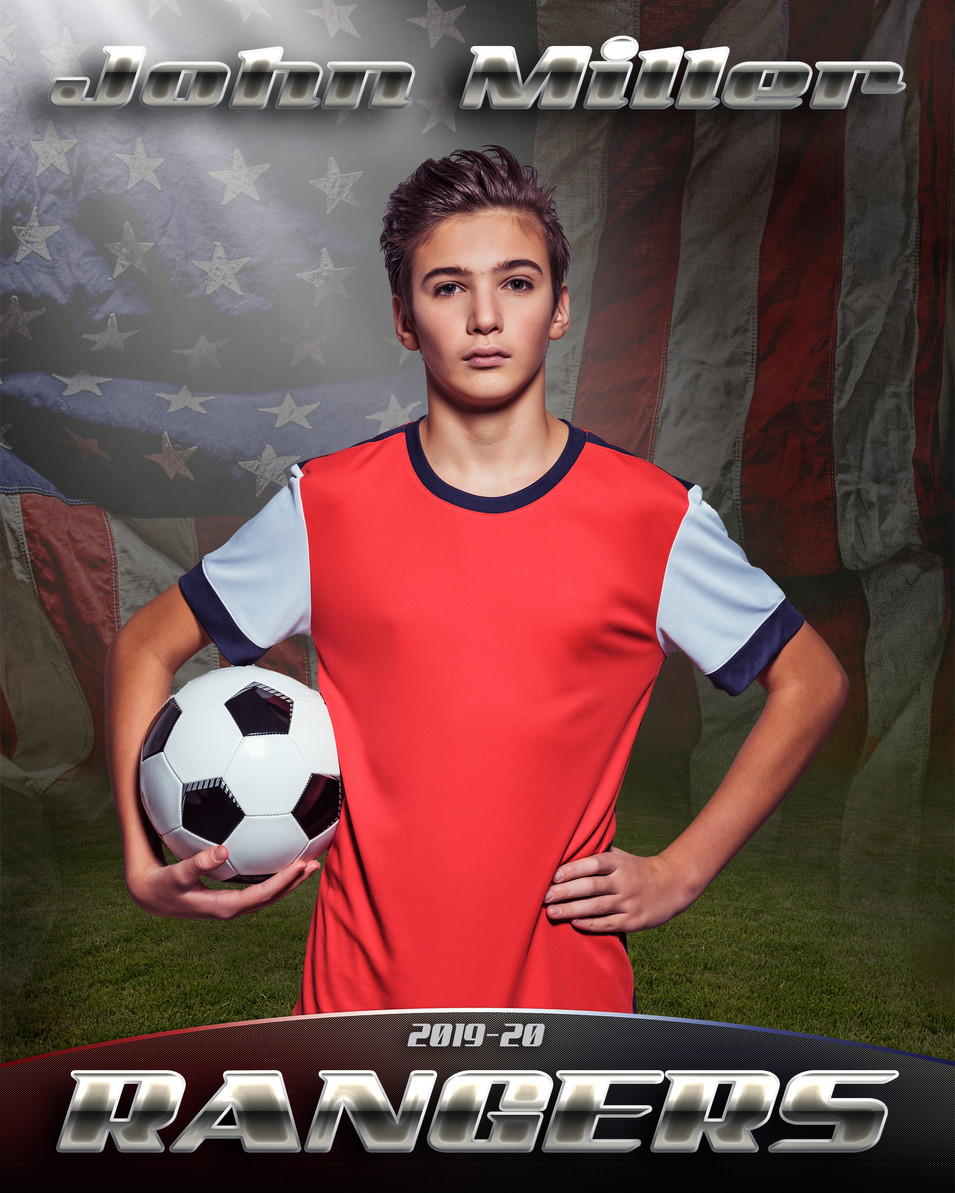 All American- Soccer