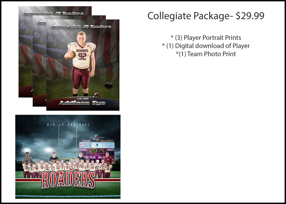 Collegiate Package