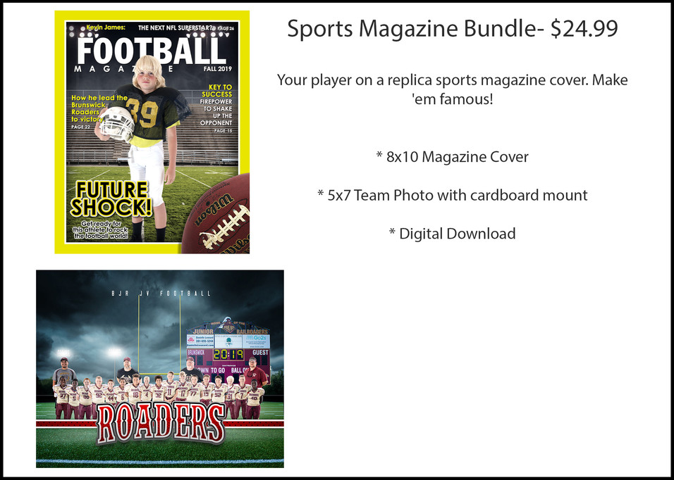 Magazine Bundle