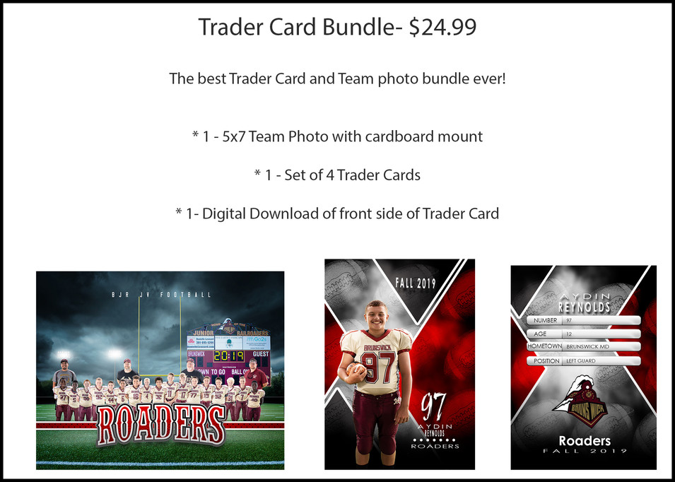 Trader Card Bundle