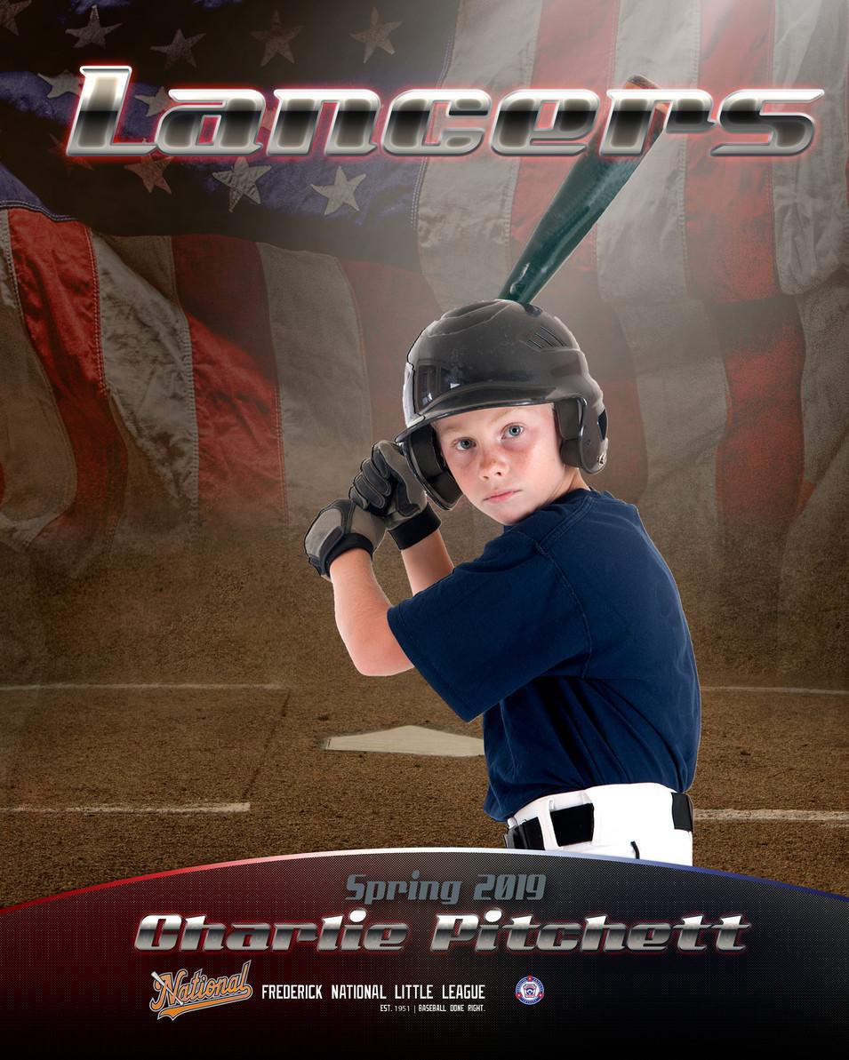 All American- Baseball