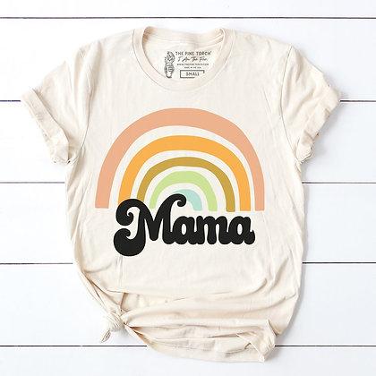 Rainbow Mama » Unisex Cream Tee