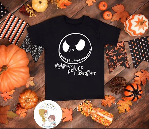 Nightmare Before Bedtime Tee