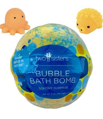 Squishy Toy Surprise Bath Bomb