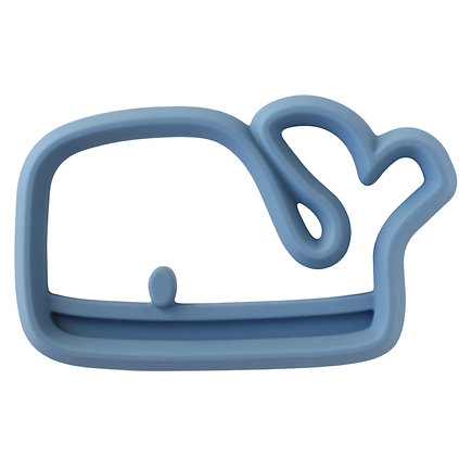 Whale Chew Crew™ Silicone Baby Teethers