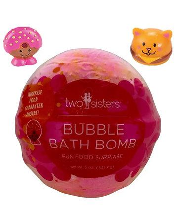 Fun Food Surprise Bath Bomb