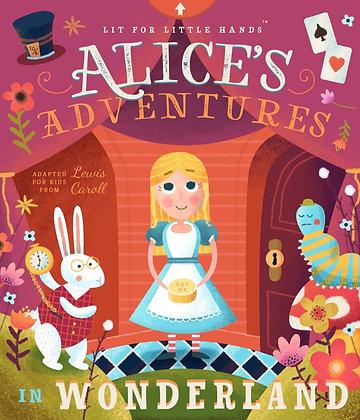 Alice's Adventures - Lit for Little Hands