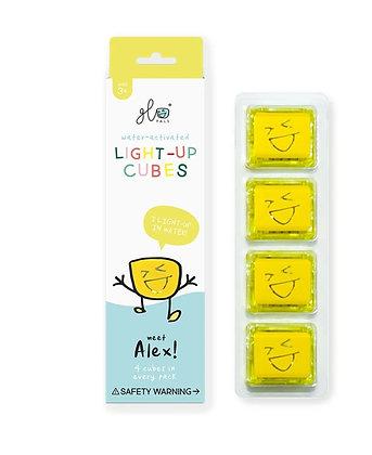 Glo Pals - 4 Yellow