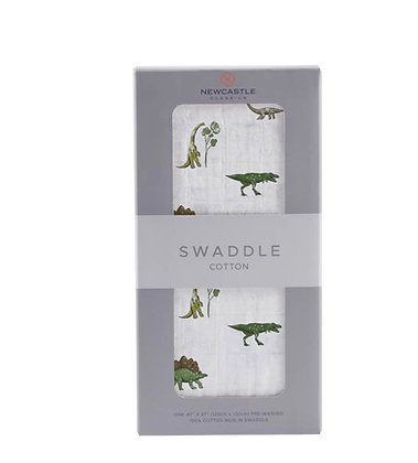 Dinosaur Days Swaddle