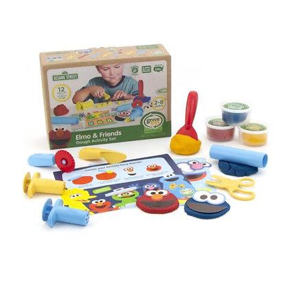 Elmo & Friends Dough Set