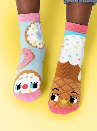 Donuts & Icecream Pals Socks