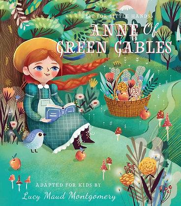 Anne of Green Gables - Lit for Little Hands