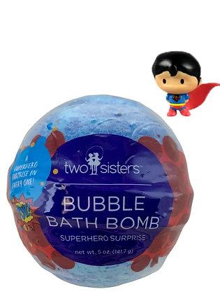 Superhero Surprise Bath Bomb
